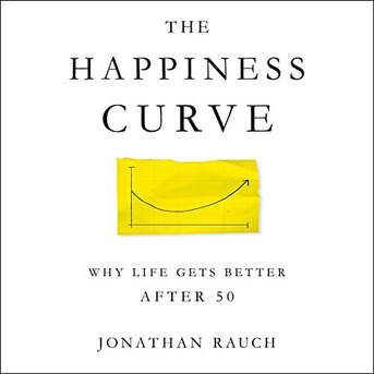 Cover art from THE HAPPINESS CURVE